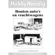 Houten Auto's en Vrachtwagens