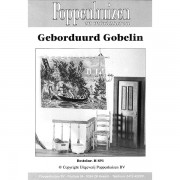 Geborduurd Gobelin