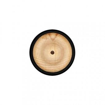Houten wiel 45 mm