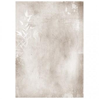 A3 Dessinpapier - Grastak lichtgrijs