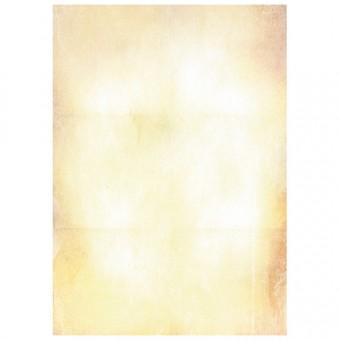 A3 Dessinpapier - Lichtgeel gewolkt