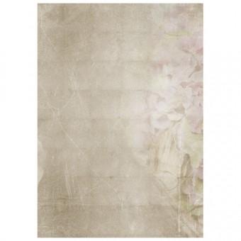 A3 Dessinpapier - Grijs ijsbloem