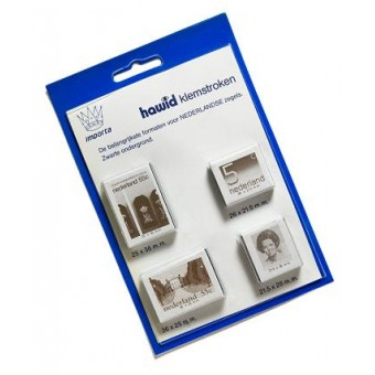 Postzegel Klemstroken