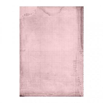 A3 Dessinpapier - Licht wijnrood gevlekt