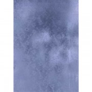 A3 Dessinpapier - Donkerblauw Bloem