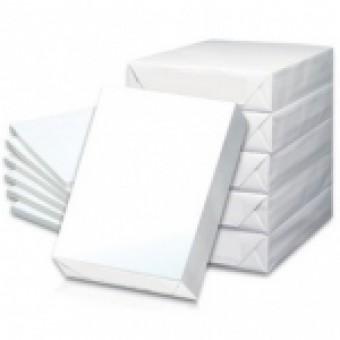 Pakket A4 wit printpapier 200 grams - 20 vellen