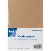 Kraft Papier A4 - 25 vellen